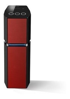parlante panasonic sc ua70 blanco o rojo torre - selectogar