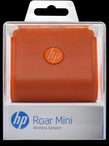 parlante para celulares+tablets hp mini road nuevo