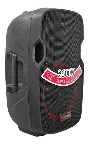 parlante pasivo pro12, con 300 watts r.m.s. audiopro
