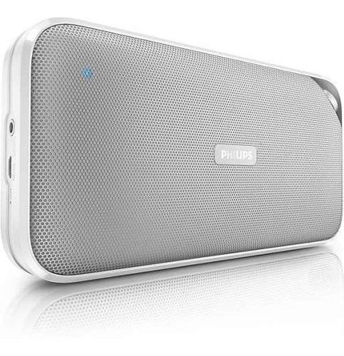 parlante philips portatil 10 w bluetooth bt3500