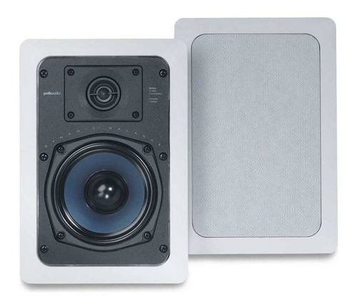 parlante polk-audio rc55i  par  blanco