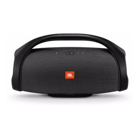 Parlante Portable Jbl Boombox Sumergible Negro