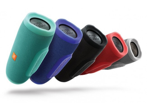 parlante portable jbl charge3 bluetooth consulte color
