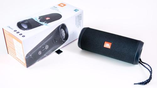 parlante portable jbl flip 4 negro sumergible original