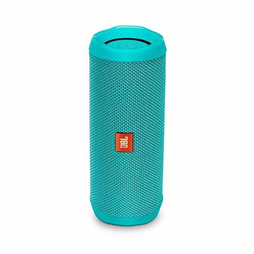 parlante portable jbl flip4 sumergible bluetooth aguamarina