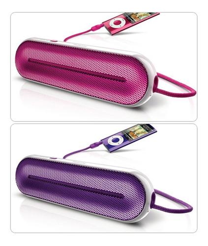 parlante portatil a pila mp3/mp4/celular/plug 3.5mm gtia