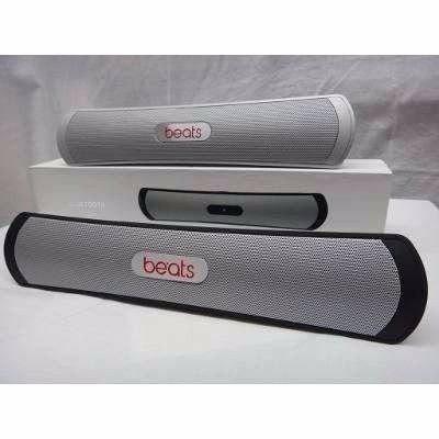 parlante portatil beats bluetooth,slot sd usb con bateria