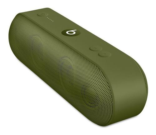 parlante portatil beats pill+ bluetooth color verde / 12 cta