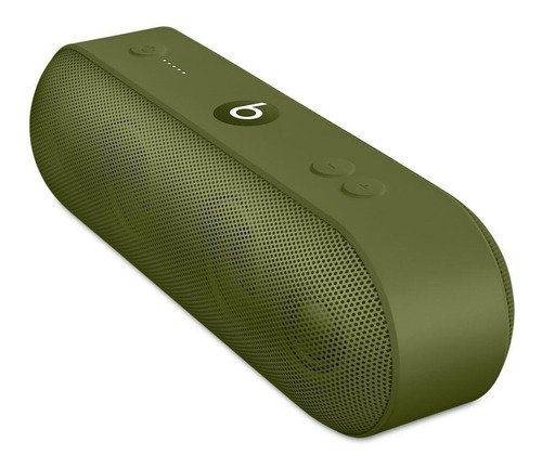 parlante portatil beats pill+ bluetooth color verde