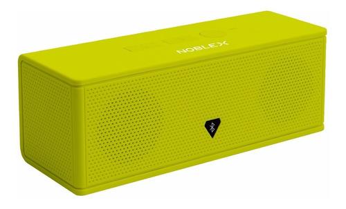 parlante portatil bluetooth barra noblex psb213 manos libres