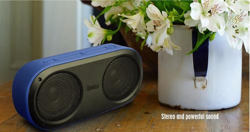 parlante portatil bluetooth divoom airbeat 20 8w