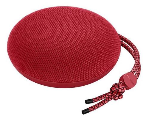 parlante portátil bluetooth huawei cm51 rojo