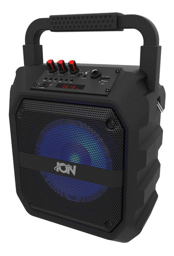 parlante portatil bluetooth ion quantum radio fm bt 6w