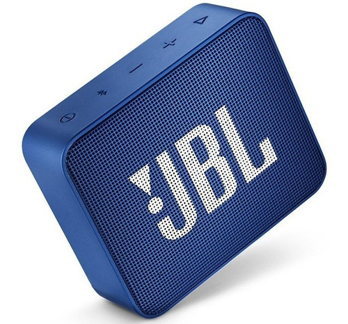 parlante portátil bluetooth jbl go 2 - black dog