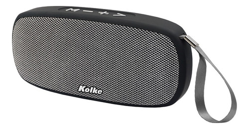 parlante portatil bluetooth kolke take radio fm mp3 usb sd