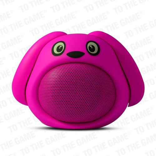 parlante portatil bluetooth microfono animales niño infantil