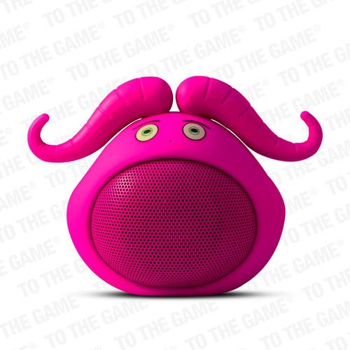 parlante portatil bluetooth microfono niño infantil animales
