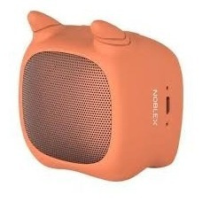 parlante portátil bluetooth noblex - adorable pig-toro-tv