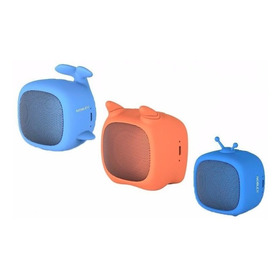 Parlante Portatil Bluetooth Noblex Psb02 Adorable 3w