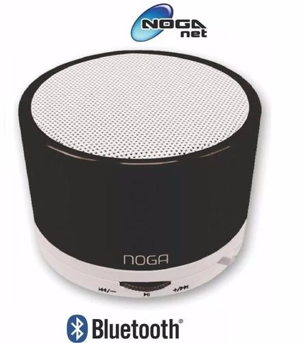 parlante portatil bluetooth noganet microfono bateria litio