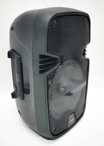 parlante portatil bluetooth sanrai 8´ control karaoke usb