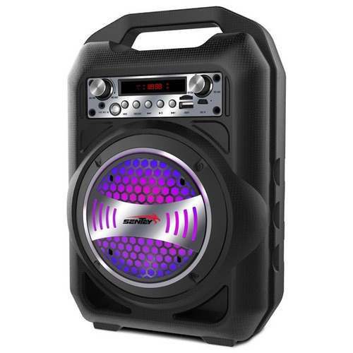 parlante portatil bluetooth sentey urban x ls-4902 1800w