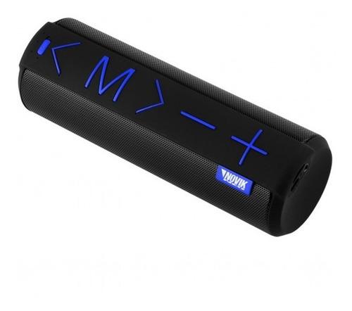 parlante portatil  bluetooth shot 4 de novik