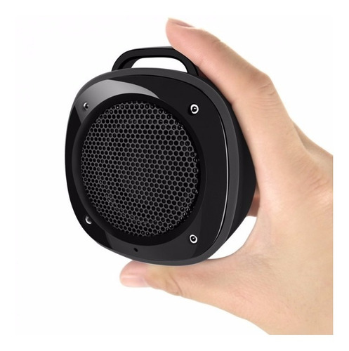parlante portátil inalámbrico bluetooth divoom airbeat 10