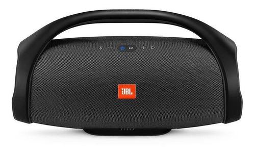 parlante portatil jbl boombox bluetooth negro 2x20w
