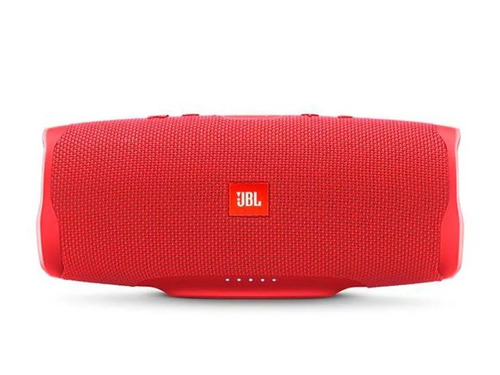 parlante portatil jbl charge 4 bluetooth sumergible red