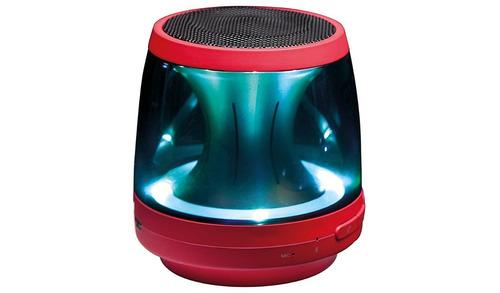 parlante portátil lg ph1 red bluetooth