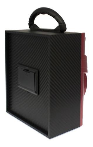 parlante portatil malibu bluetooth cuotas mundo moda qs 201 impc