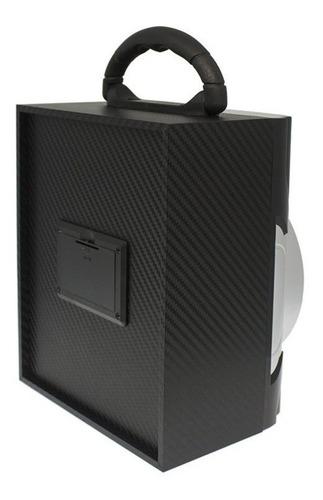 parlante portatil malibu bluetooth cuotas mundo moda qs 203 impc