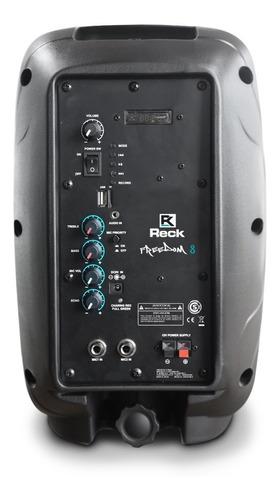 parlante portatil mp3 bateria bluetooth microfono karaoke
