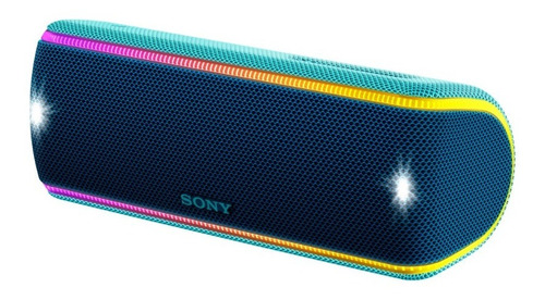 parlante portátil sony extra bass con bluetooth - srs-xb31