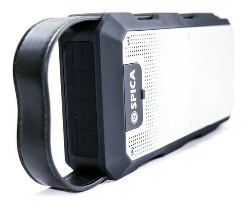 parlante portatil spica premium bluetooth 4.0 powerbank