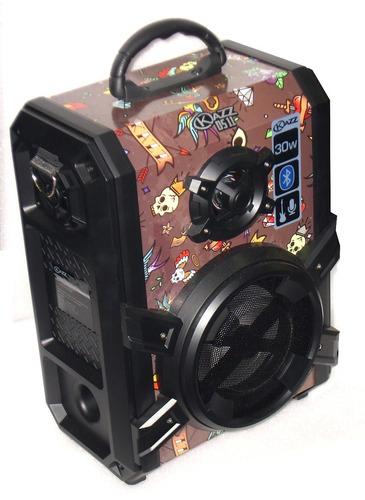 parlante portatil stromberg kazz