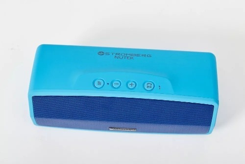 parlante portatil stromberg nutek 10w rms bluetooth micro sd