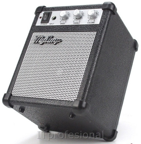 parlante retro my amp - conexión usb o pilas