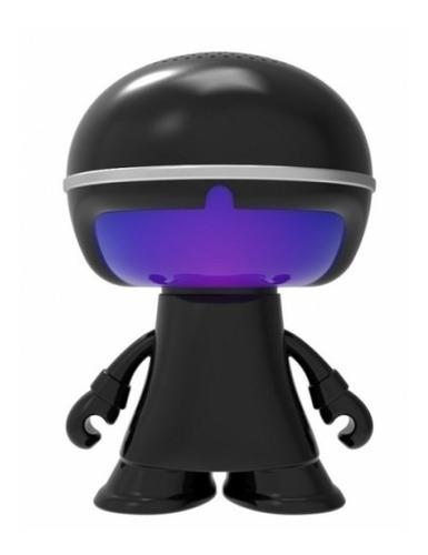 parlante robot fm-bluetooth-mp3