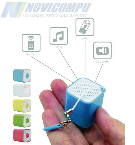 parlante smart box bluetooth función anti-perdida obturador