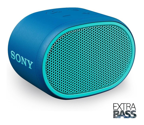 parlante sony bluetooth extra bass acuatico portatil - xb01