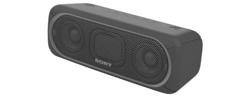 parlante sony bluetooth extrabass inalámbrico srs-xb30-negro