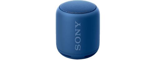 parlante sony bluetooth inalámbrico portátil srs-xb10 (azul)
