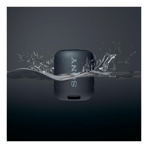 parlante sony portátil extra bass con bluetooth - srs-xb12