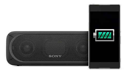 parlante sony srs-xb30 bluetooth - colores- dlectro
