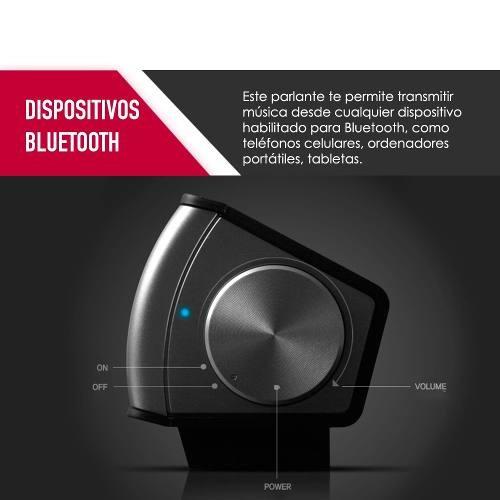 parlante soundbar barra de sonido ip-08 bluetooth 3.0 10w