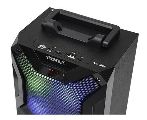 parlante speaker caja sonido bluetooth iluminacion nuevos!!!