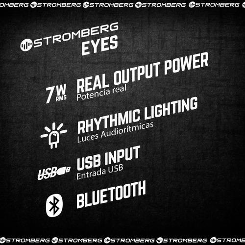 parlante stromberg eyes bluetooth tienda oficial