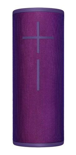 parlante ultimate ears megaboom 3 ultraviolet purple